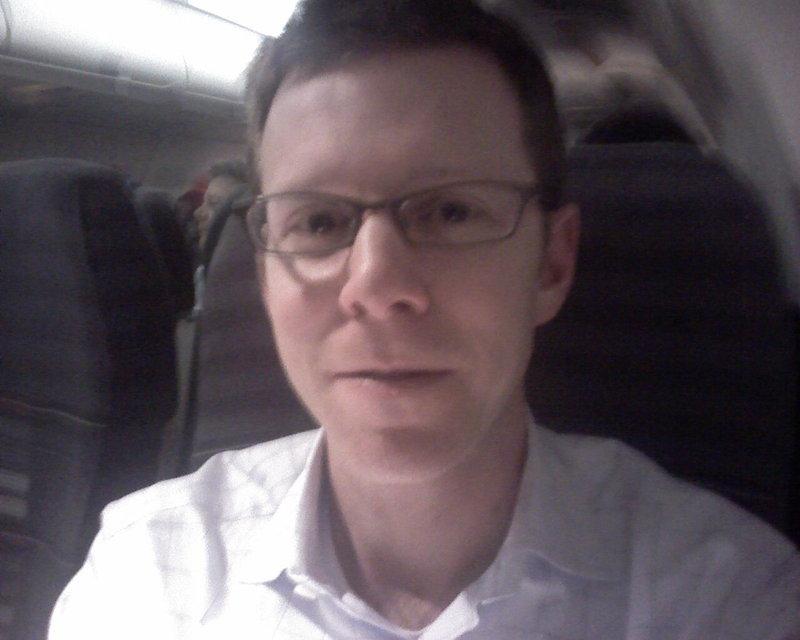 Seat 14A to LaGuardia...
